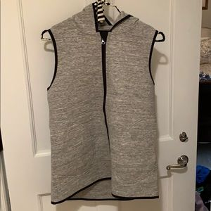 Lululemon Hooded Vest